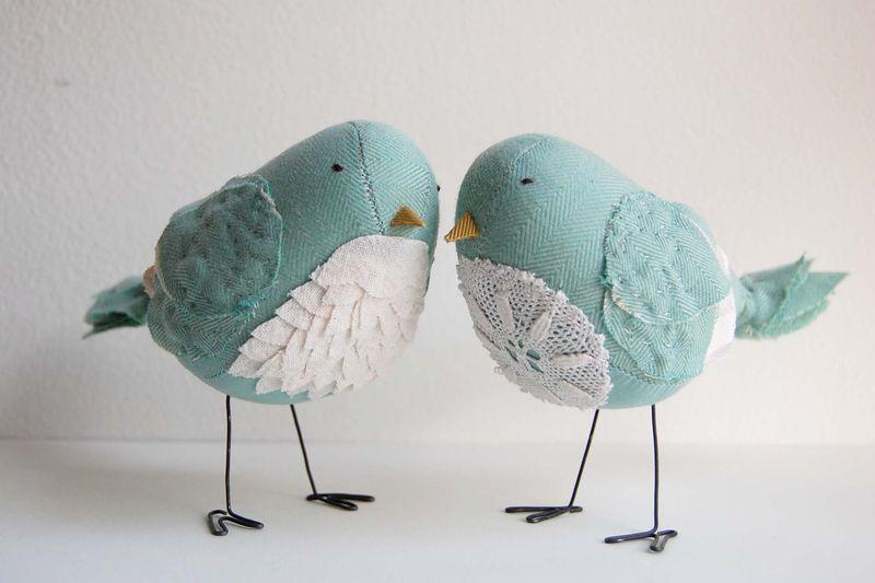 Custom Wedding Birds No48 49 Completed March 2010